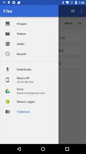 Android Samba Client Screenshot