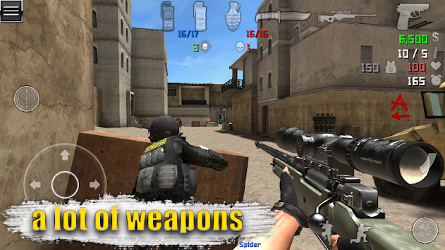 Special Forces Group 2 APK screenshot thumbnail 18