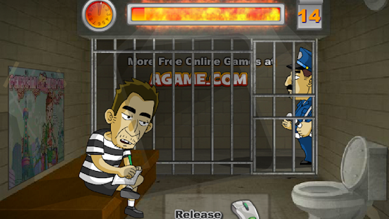 Jail Break Rush - screenshot
