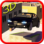 Car stunt 3d Roof Jumping APK Image