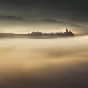 The sea of clouds by Alex Jitaru - Landscapes Mountains & Hills