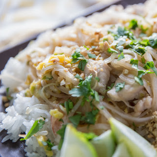 Chicken Pad Thai Low Calorie Recipes