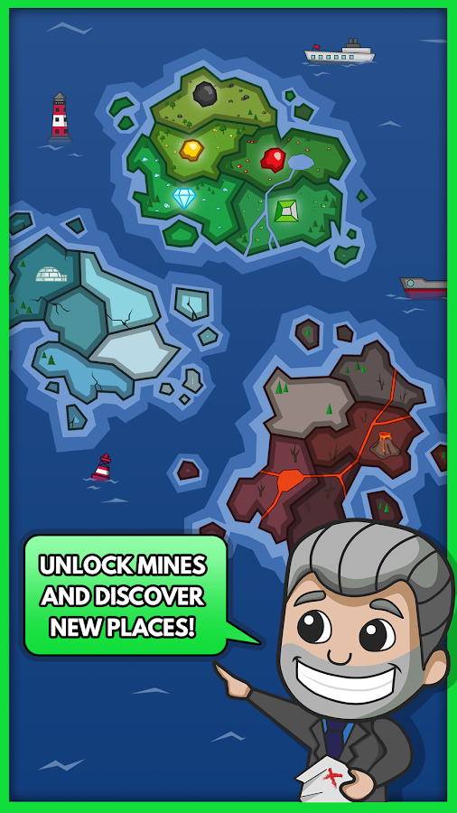 Idle Miner Tycoon Screenshot 2