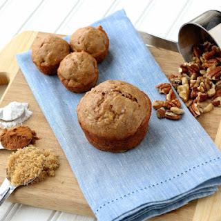 Healthy Banana Pecan Muffins Recipes
