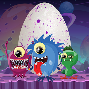 EggPalz - Monster Edition