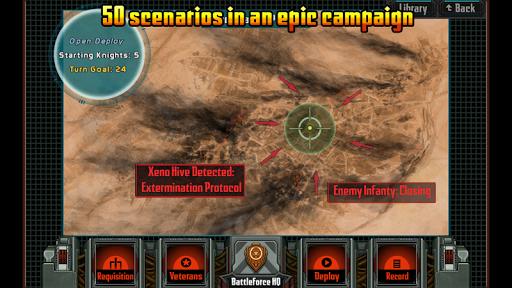 Templar Battleforce RPG - screenshot