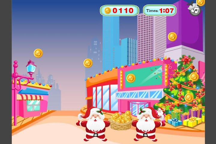 android Christmas Shopping Spree Screenshot 1