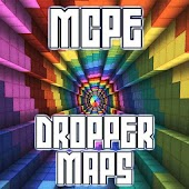 TOP15 Dropper maps for MCPE Icon