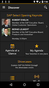 SAP Select - screenshot