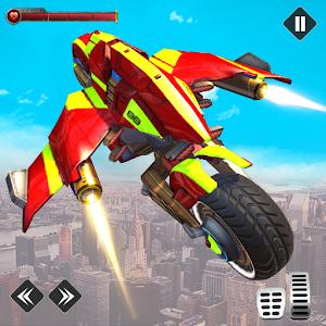 Light Bike Flying Stunts For PC / Windows 7/8/10 / Mac – Free Download