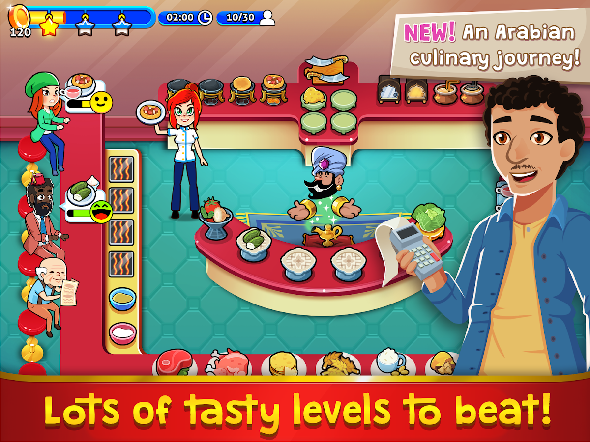 Chef Rescue - The Cooking Game Screenshot 6
