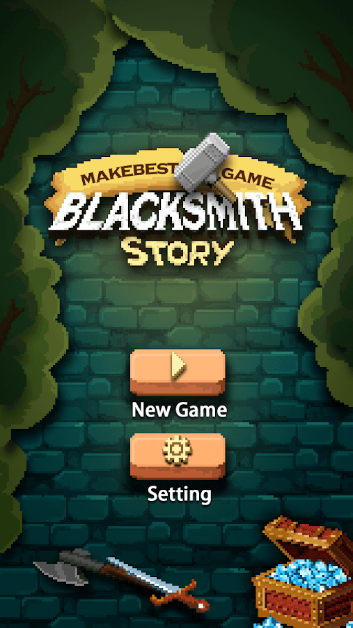 Blacksmith Story HD Screenshot 0