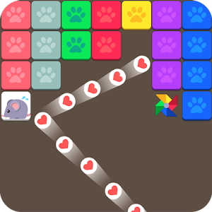 Download Bricks Breaker Cat vs Block for Android - Free Puzzle Game for Android