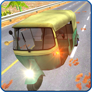 Tuk Tuk Highway Traffic Racer