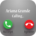 Call From Ariana Grande - Prank APK for Kindle Fire