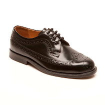 Step2wo State - Black Brogue SHOE