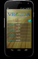 Screenshot of Indian RAIL PNR Status
