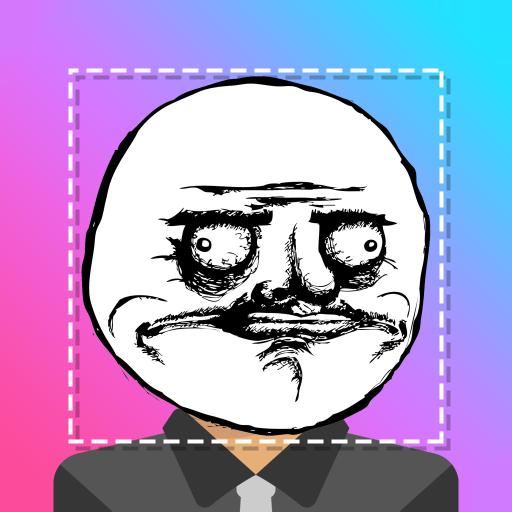 Rage Face Photo (app)