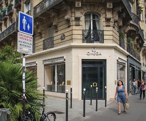 Shopping in Saint Germain