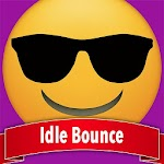 Emoji Bounce - Idle Smiley War Icon