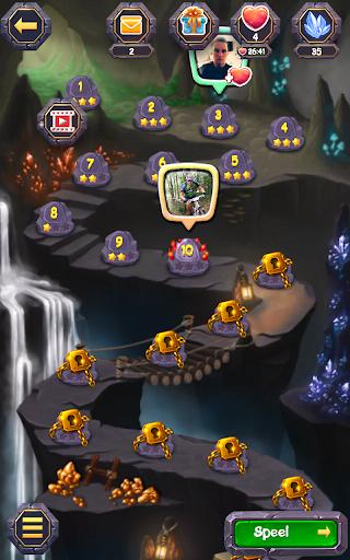 Regal Solitaire Shuffle Cards - screenshot