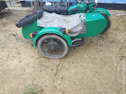 продам мотоцикл в ПМР Урал 8103-1