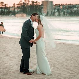 Aussie Wedding by Paul Keeling - Wedding Bride & Groom ( wedding photography, weddings, australia, bride, groom )