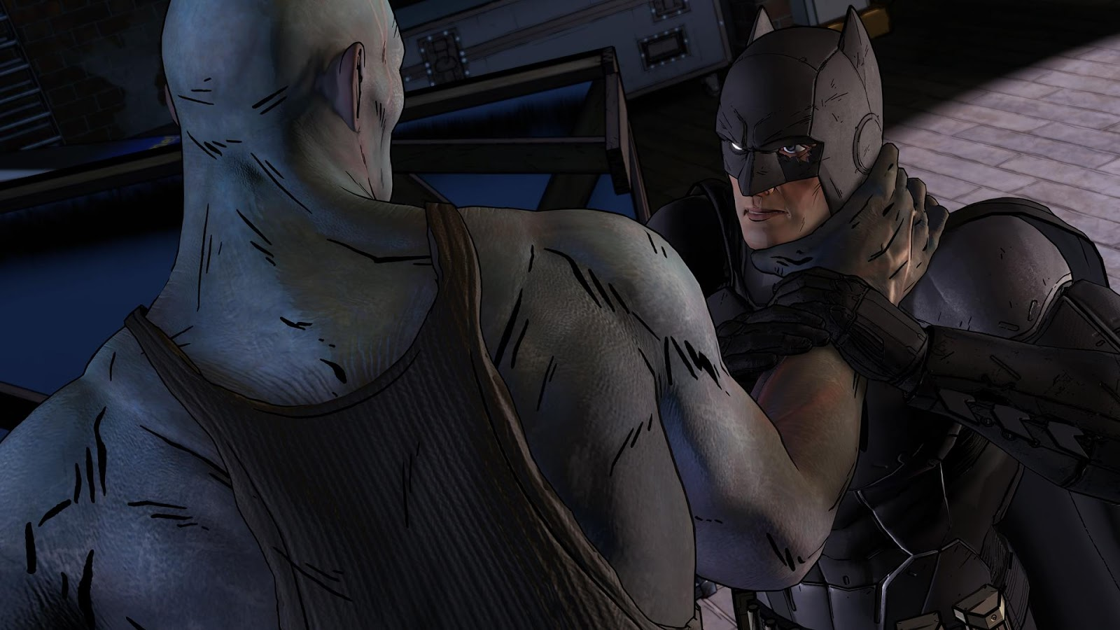 Batman - The Telltale Series Screenshot 5