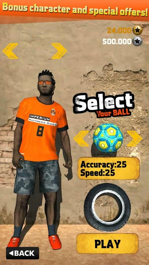 Street Soccer Flick Pro Screenshot 6