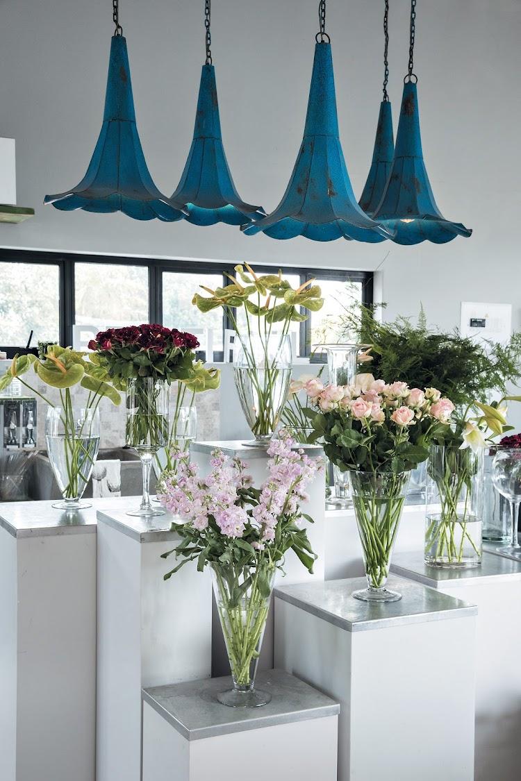 Florist shop Beautiful