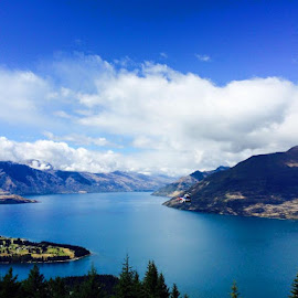 Queenstown, NZ by Roopam Choudhury - Instagram & Mobile iPhone ( iphoneography, queenstown, mobilephotography, new zealand, mobile )