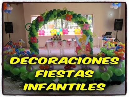 App decoracion fiestas infantiles apk for windows phone for App decoracion