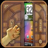 Knock Door screen Lock APK for Bluestacks