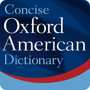 Concise Oxford American Dict
