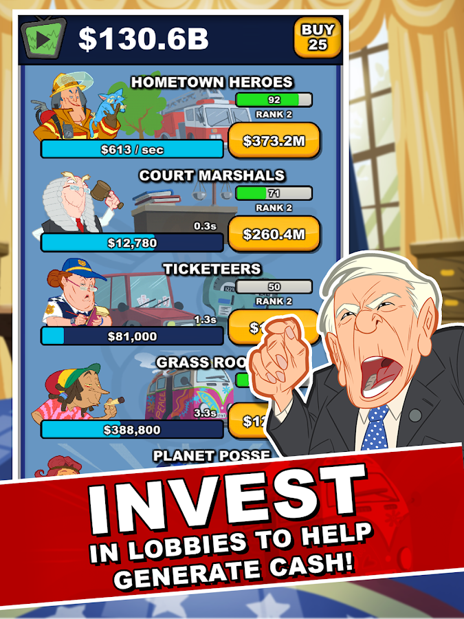 Pocket Politics Screenshot 7