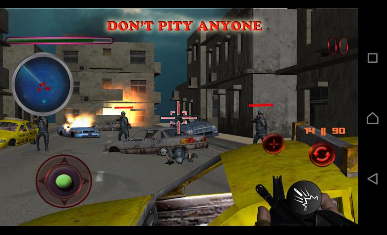 Frontline Combat Commando Screenshot