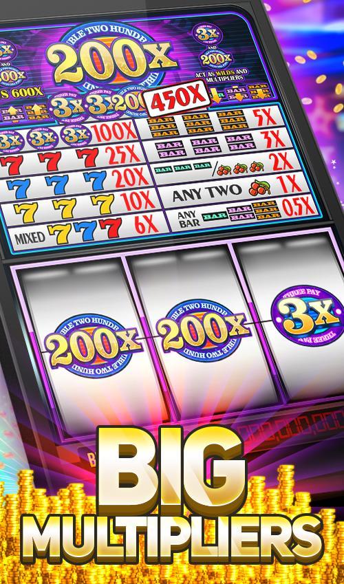 Diamond Line Casino - Spielautomaten android spiele download