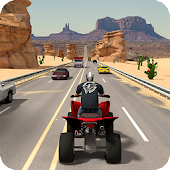 Game Endless ATV Quad Bikes version 2015 APK