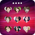 love keypad lock screen APK for Bluestacks