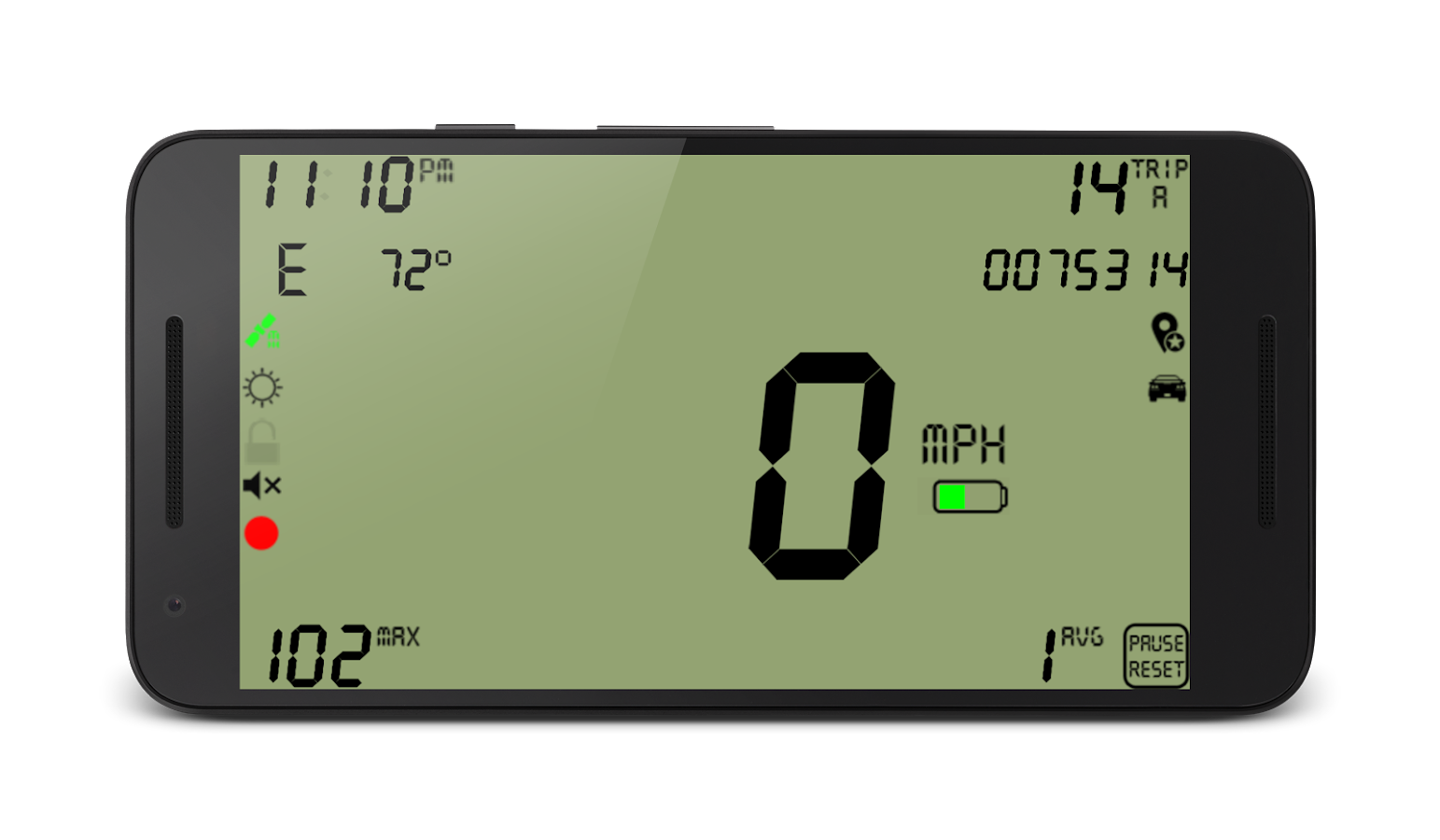 DigiHUD Pro Speedometer Screenshot 5