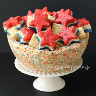 Rice Krispie Treat Bowl