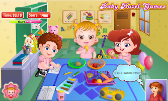 Screenshot of Baby Hazel In Preschool