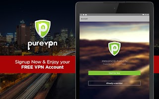 Screenshot of PureVPN - Best Free VPN