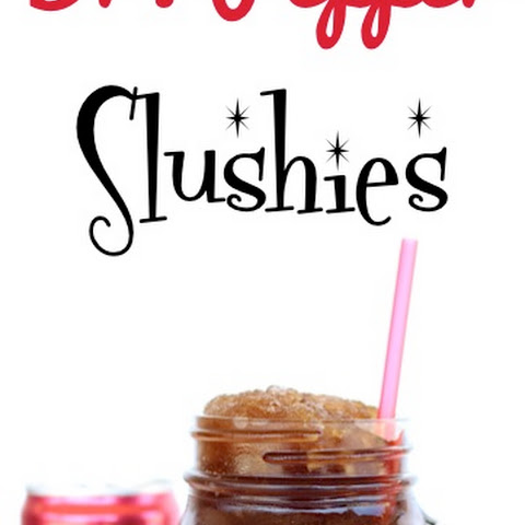 Dr. Pepper Slush