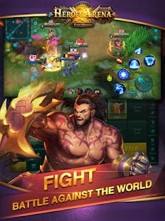 Heroes Arena   Android Apps On Google Play