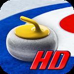 Curling3D lite Icon