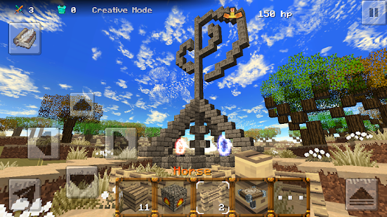 Game SimpleCraft 2: Biomes APK for Kindle