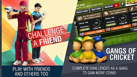 Download World Cricket Championship 2 APK 5