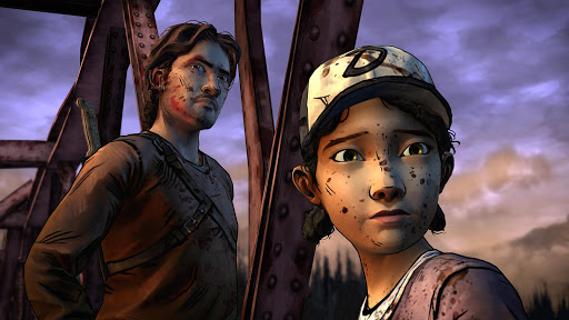 The Walking Dead: Season Two screenshot 5