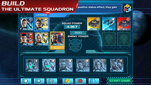 Independence Day Battle Heroes - screenshot